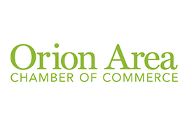 Community Affiliations - Orion Area Chamber of Commerce